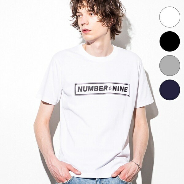NUMBER (N)INE DENIM(ナンバーナインデニム) ボックスロゴ Tシャツ/ナンバーナイン デニム(NUMBER(N)INE DENIM)