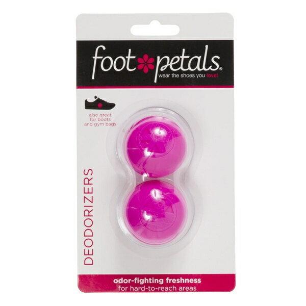 【気になる靴の臭いに】デオドライザー 2個入り/フットペタルス(foot petals)