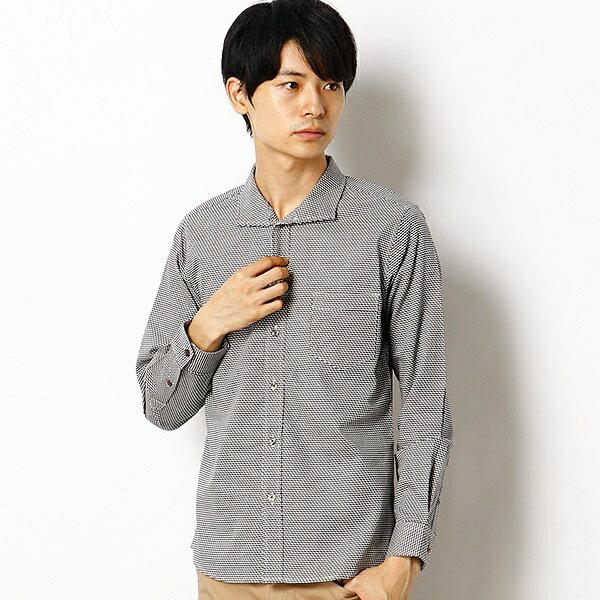 スタンドカラードビーシャツ/メンズメルローズ(MEN'S MELROSE)