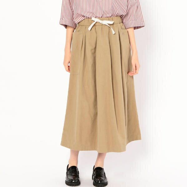 【ORCIVAL】ギャザースカート OXC WOMEN/ビショップ(レディース)(Bshop)