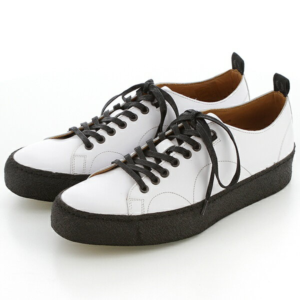 【17AW】「雑誌SHOES MASTER 2017秋冬号」CREEPER LEA LEATHER/フレッドペリー(メンズ)(FRED PERRY)