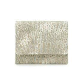 L革小物(DAMASCO(ダマスコ) 薄型ミニ財布)/ヒロコ ハヤシ(HIROKO HAYASHI)