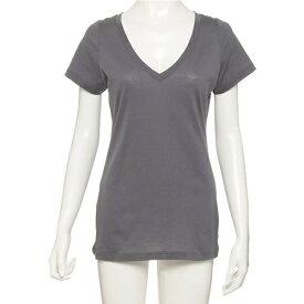 【やわらか綿100%】 スマイルコットン VネックTシャツ (C074)/シュット! インティメイツ(Chut! INTIMATES)