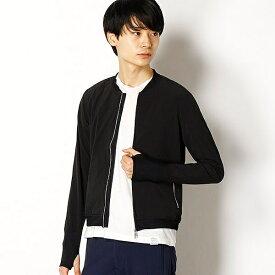 【ストレッチ】シャツ型MA1ブルゾン/ルパート(VOGUISH/ヴォーギッシュ)