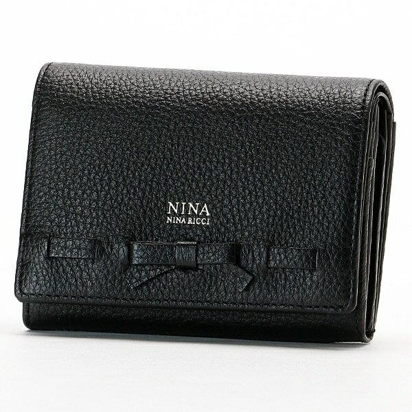 ヴィーナス 二つ折りファスナーサイフ/ニナ・ニナ リッチ(NINA NINA RICCI)