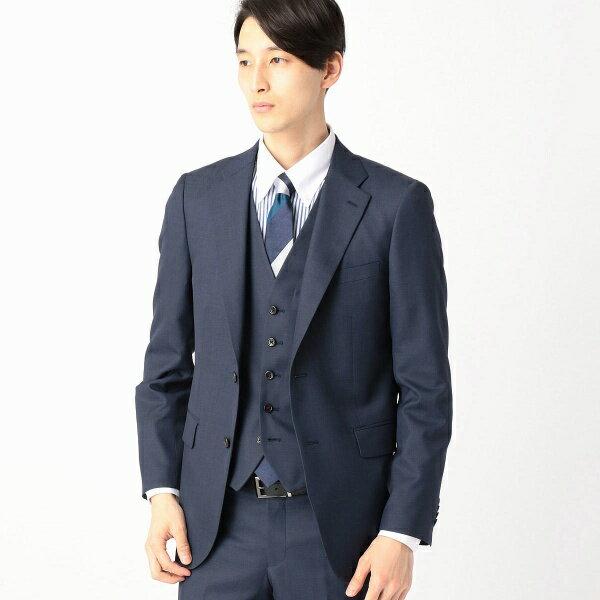 デニムルックツイル スーツジャケット/コムサイズムメンズ(COMME CA ISM)