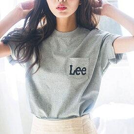 <Lee>ポケットロゴTシャツ/リュリュ(RyuRyu)