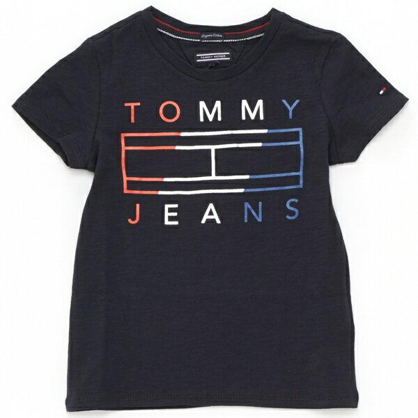 ロゴプリントTシャツ/トミーヒルフィガー(キッズ)(TOMMY)