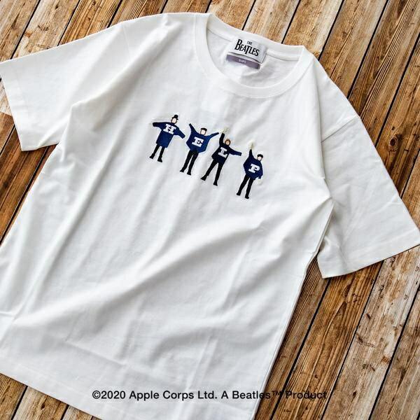 【Begin6月号掲載】SU: BEATLES Tシャツ/シップス(メンズ)(SHIPS)keeeeeydl0101