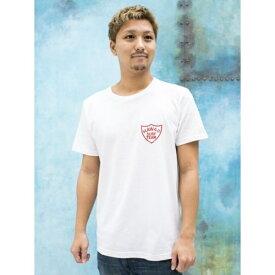 【Kahiko】MALIBU SHIRTS チームメンズTシャツM/チャイハネ(CAYHANE)