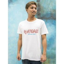 【Kahiko】MALIBU SHIRTS マップメンズTシャツL/チャイハネ(CAYHANE)