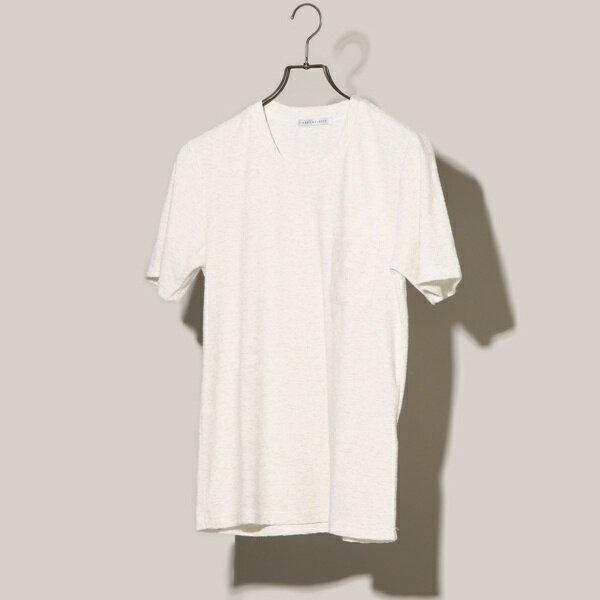 ミックスパイルポケットTシャツ/メンズメルローズ(MEN'S MELROSE)
