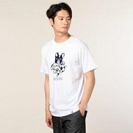 SOCCER POCHI Tシャツ/フレディ&グロスター レディース(FREDY&GLOSTER)