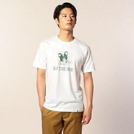 NAP TIME POCHI Tシャツ/フレディ&グロスター レディース(FREDY&GLOSTER)