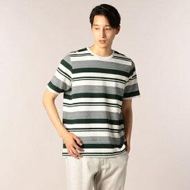 シジラボーダーTシャツ/フレディ&グロスター メンズ(FREDY&GLOSTER)