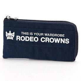 NYLON PRINT 長財布/ロデオクラウンズ(バッグ&ウォレット)(RODEO CROWNS)