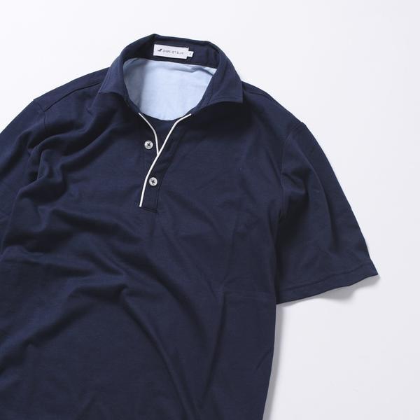 SHIPS JET BLUE: COOLMAX ポロシャツ/シップス ジェットブルー(SHIPS JET BLUE)