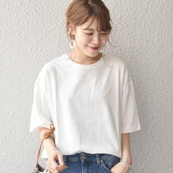 ビッグTシャツ/シップス(レディース)(SHIPS for women)