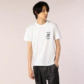 ワンポイントROCK POCHI Tシャツ/フレディ&グロスター レディース(FREDY&GLOSTER)