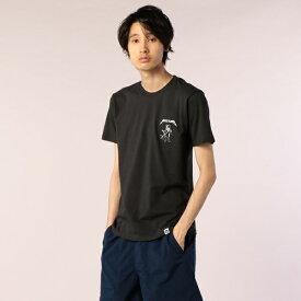 ワンポイントROCK TAMA Tシャツ/フレディ&グロスター レディース(FREDY&GLOSTER)