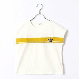 1e994ee66748c  ジュニアサイズ フレンチスリーブTシャツ/コムサフィユ(COMME CA FILLE)
