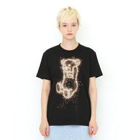 【ユニセックス】ベーシックTシャツ(ファイヤーワークスコントロールベア)/グラニフ(graniph)