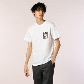 フェイクポケットSNOOPY Tシャツ/フレディ&グロスター レディース(FREDY&GLOSTER)