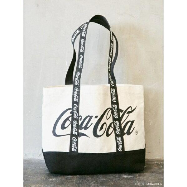 コカ・コーラ トートバッグ/セシルマクビー(CECIL McBEE)