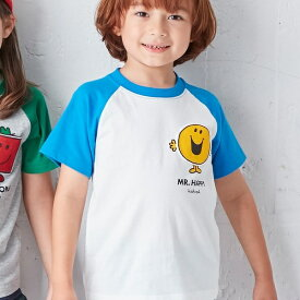 Tシャツ(Mr. Men Little Miss×HusHusH Tシャツ)/ハッシュアッシュ(キッズ)(HusHusH Kids)