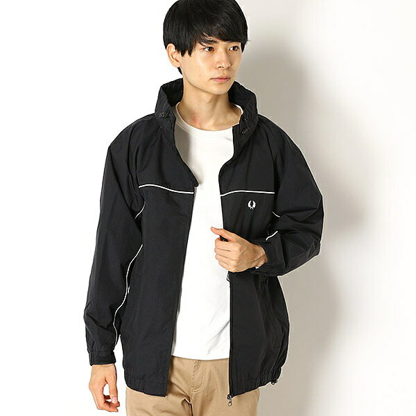 【18AW】『雑誌MEN'S NON-NO 10月号掲載】 JACKET/フレッドペリー(メンズ)(FRED PERRY)