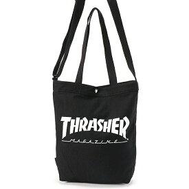 2wayトートバッグ/スラッシャー(THRASHER)