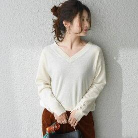 ADAWAS:カシミヤブレンドニット◇/シップス(レディース)(SHIPS for women)