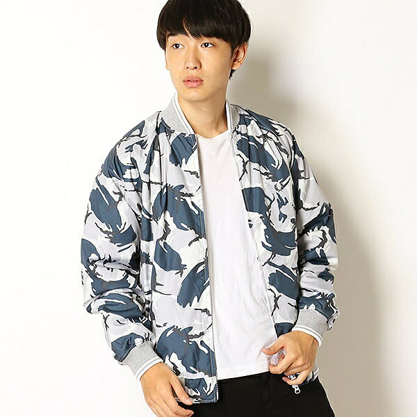 【18AW】DOWN BOMBER NECK JACKET/フレッドペリー(メンズ)(FRED PERRY)
