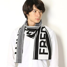 【18AW】FRED PERRY SCARF/フレッドペリー(雑貨)(FRED PERRY)