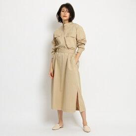 【洗える】オーバーサイズシャツドレス/ドレステリア(レディス)(DRESSTERIOR Ladies)