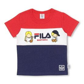 サンリオ FILA パティ&ジミーTシャツ キッズ 1211K/ベビードール(BABYDOLL)