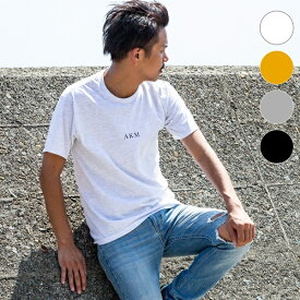 AKM Contemporary(エイケイエムコンテンポラリー) フロントロゴTシャツ/AKM Contemporary(AKM Contemporary)