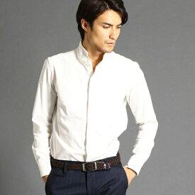 コーデュロイスタンドカラーシャツ/ムッシュニコル(MONSIEUR NICOLE)