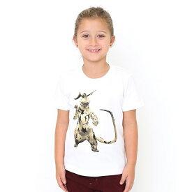 【キッズ】コラボレーションキッズTシャツ/エレキング(ウルトラマン)/グラニフ(graniph)