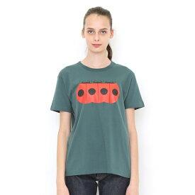 【ユニセックス】コラボレーションTシャツ/バグズ(チャーリーハーパー)/グラニフ(graniph)