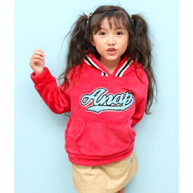 シャギーボアフーディー/アナップキッズ&ガール(ANAP KIDS&GIRL)