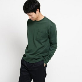 MTシャツ(吊り編み天竺クループルオーバー)/デッサン(メンズ)(Dessin Mens)