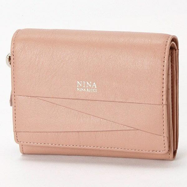 ディエップ 二つ折り財布/ニナ・ニナ リッチ(NINA NINA RICCI)