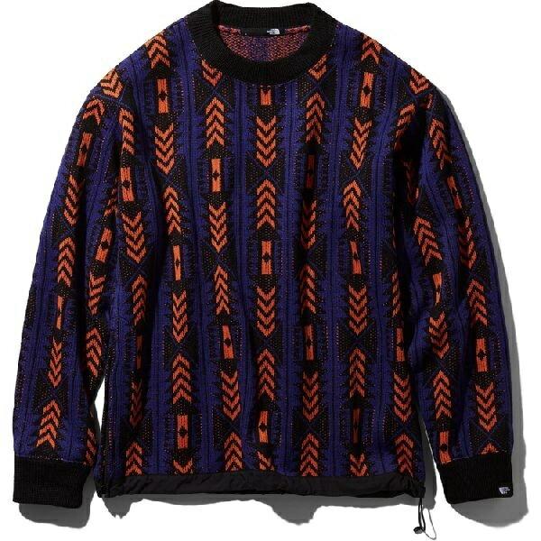 【THE NORTH FACE】セーター(ユニセックス RAGE セーター)/ザ・ノース・フェイス(THE NORTH FACE)