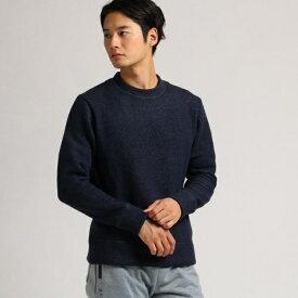 MTシャツ(【WEB限定】ウール裏毛 クルーネック スウェット11209)/ベース ステーション(メンズ)(BASE STATION Mens)