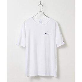 Champion for tk.TAKEO KIKUCHI ロゴ刺繍Tシャツ/ティーケー タケオキクチ(tk.TAKEO KIKUCHI)
