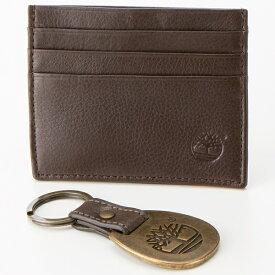 キーリング クレジットカード ホルダー ギフトセット/ティンバーランド(メンズ)(Timberland)
