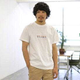 BEAMS / ロゴ Tシャツ 19SS/ビームス(BEAMS)