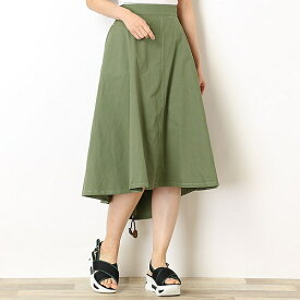 【19SS】FISHTAIL SKIRT/フレッドペリー(レディス)(FRED PERRY)