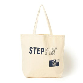 BEAMS LIGHTS with MIC*ITAYA / STEPPIN' TOTE BAG/ビームス ライツ(メンズ)(BEAMS LIGHTS)